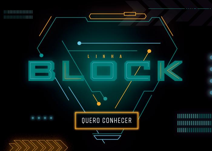 Banner linha block