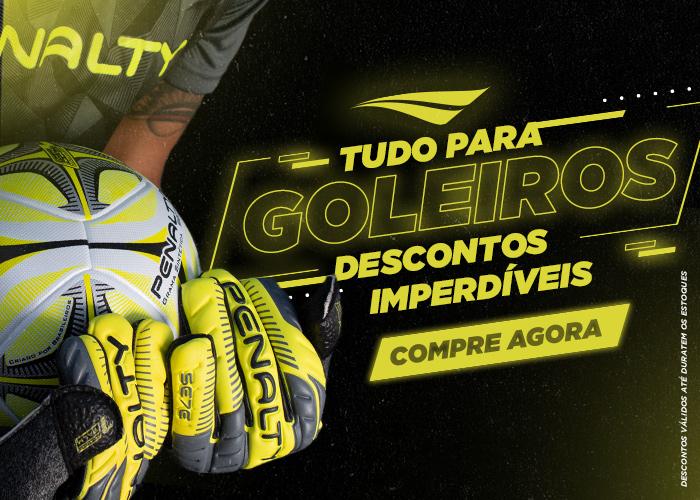 Banner Goleiro